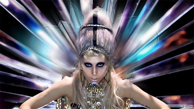 lady gaga born this way cover artwork. lady gaga born this way cover