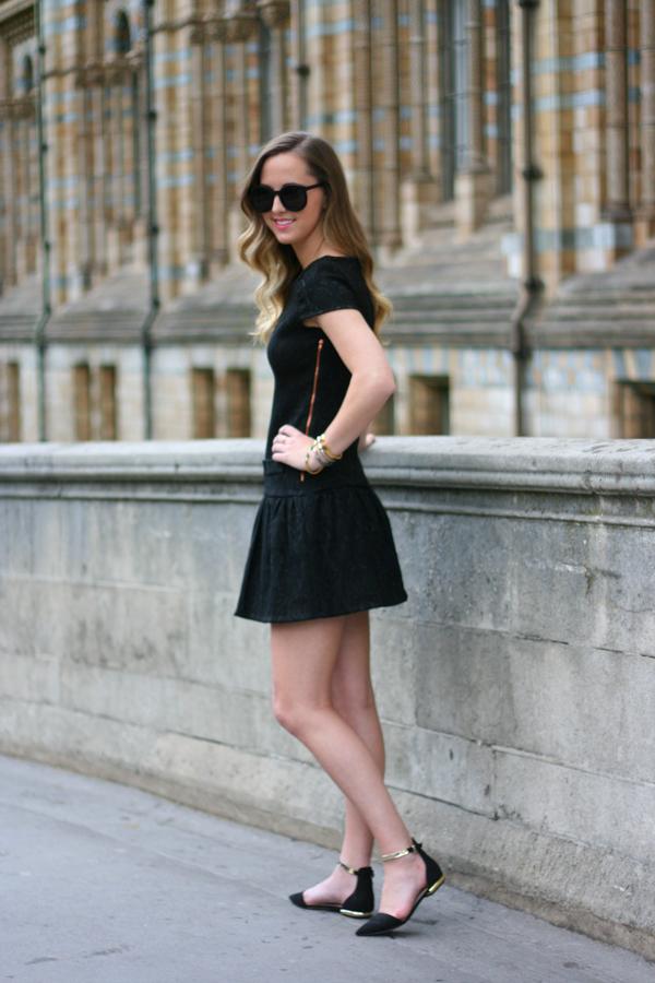 SideSmile Style | Little Black Dress | www.sidesmilestyle.com
