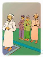 shalat di masjid