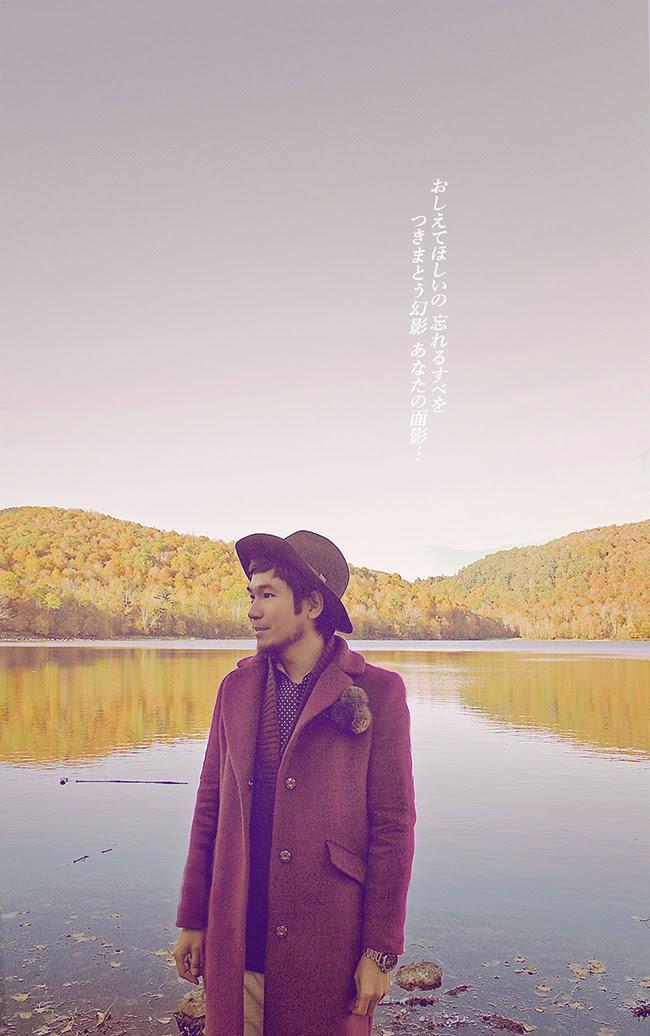 Autumn Ben Liu HM Zara Pierre Cardin Mont Saint Hilaire