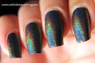Color Club Halo Hues 2013 Collection Swatches Beyond