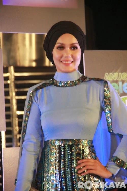 37 Gambar Fesyen Anugerah MeleTOP ERA 2015