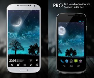 Dream Night Live Wallpaper - Pro v1.5.1 APK
