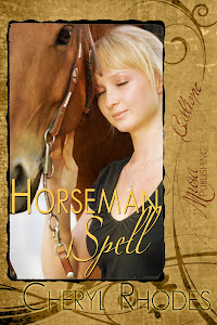 My novel Horseman Spell is a good vacation read