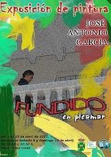 EXPOSICIÓN DE PINTURA JOSÉ ANTONIO GARCÍA