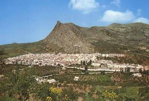 Antigua postal del Valle
