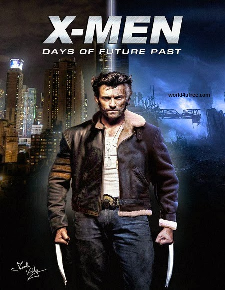 X-Men 6 Days of Future Past 2014 Official Trailer 720p HD