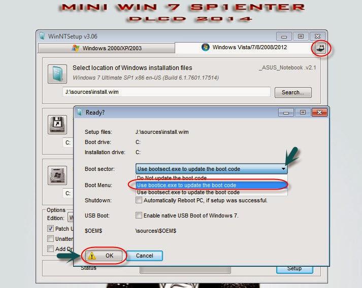 Hướng dẫn cài Win bằng WinNTSetup, Fast Install đầy đủ nhất - Softx86.