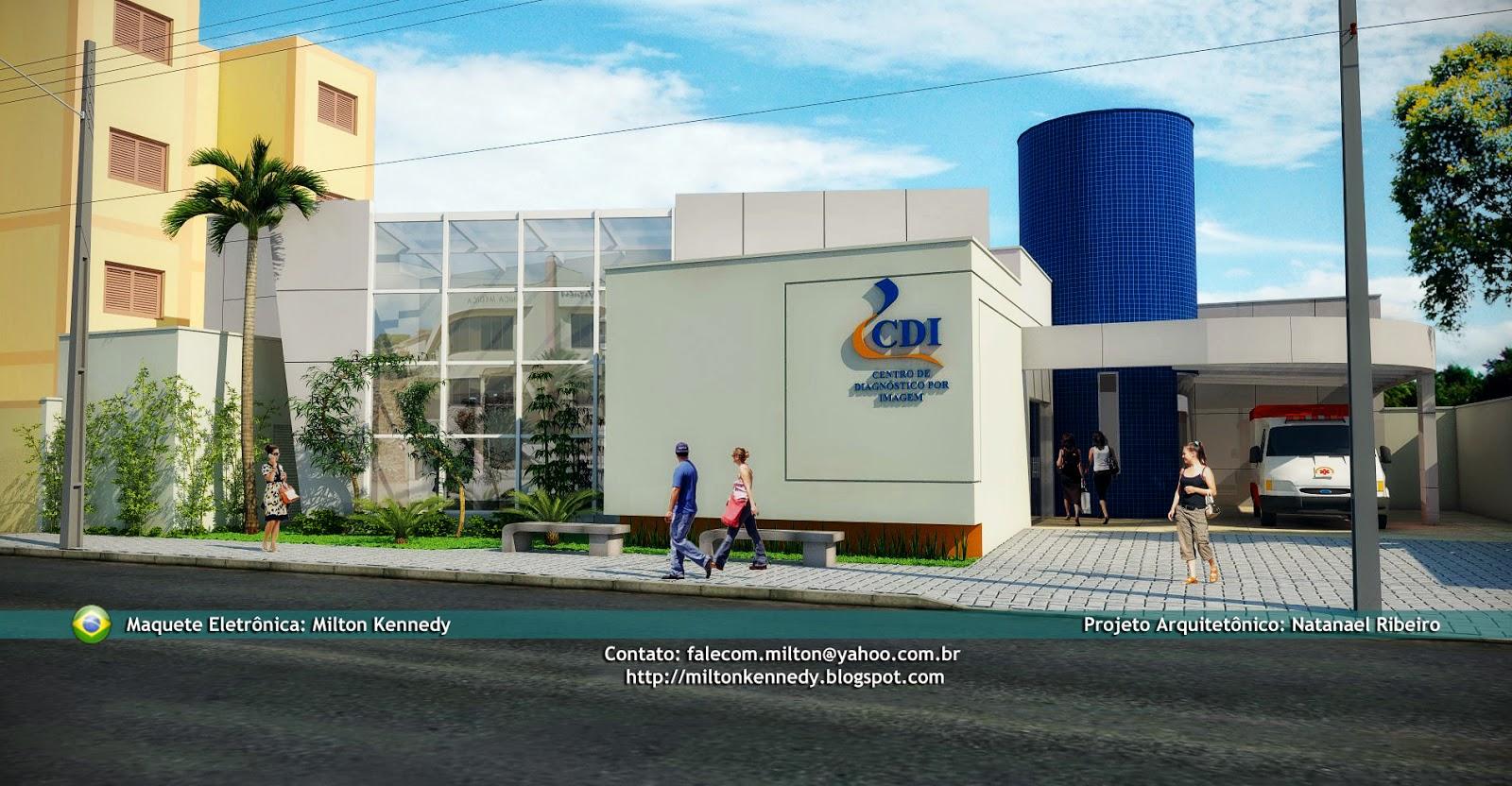 Projeto Centro de Diagnóstico por Imagem