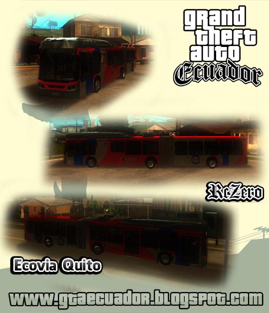 GTA Ecuador [Gran Lanzamiento]