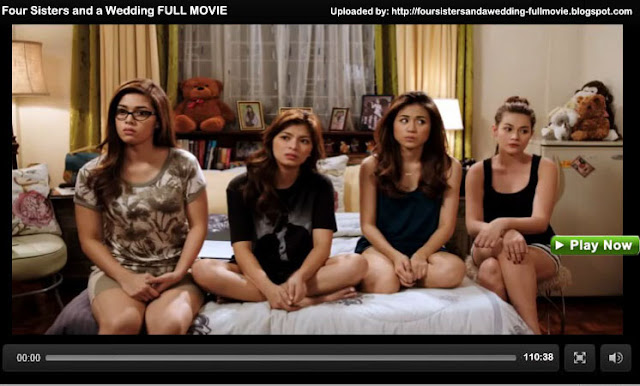 Four Sisters And A Wedding Full Movie
