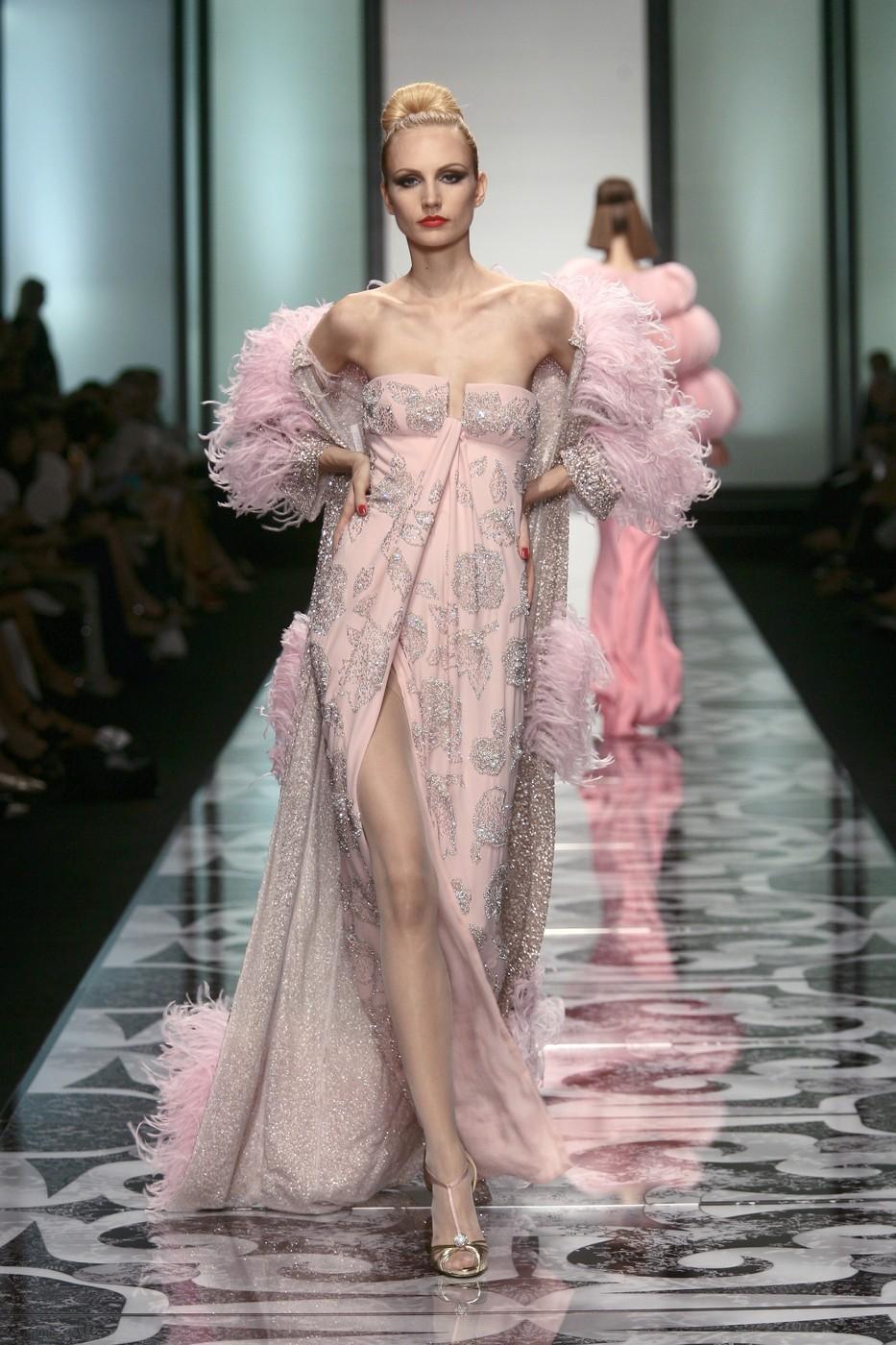 Valentino Haute Couture Fall/Winter 2007