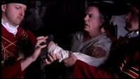 Cardinal Wolsey's arrest