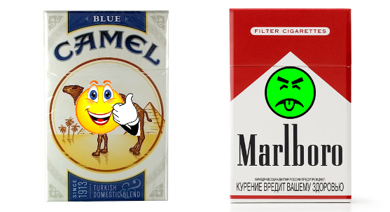 Camel Blue Rules!!! Marlboro SUCKS!!!!
