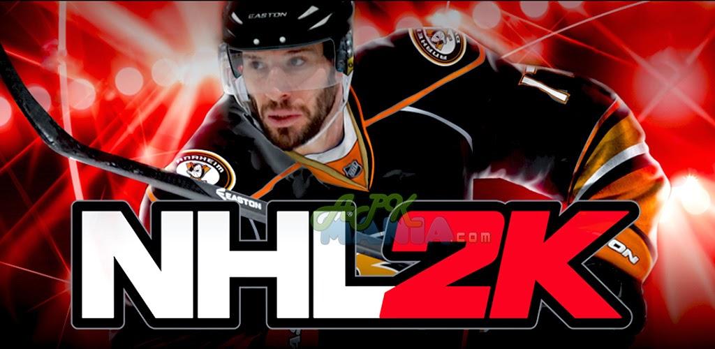 NHL 2K Apk Obb