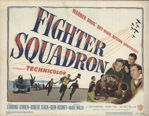 """""""Fighter Squadron"""" (1948)"""