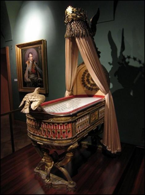 Napoleon II's cot
