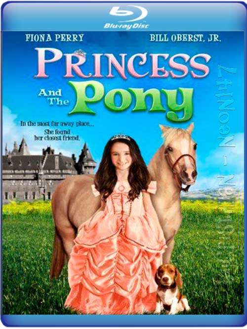 La Princesa y el Poni (Español Latino) (BRrip) (Audio AC3) (2011) (partes de 250 MB y 1 LINK) (Mirrors)