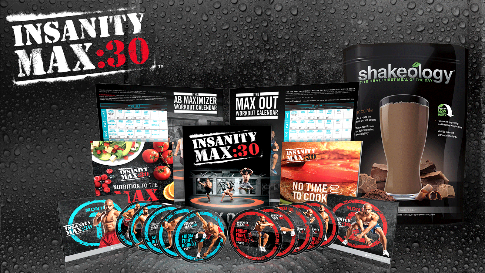 Insanity max 30, shaun t, insanity, workout, fitness, jaime messina