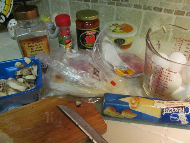 My Heart with Pleasure Fills: Italian Brunch Torte