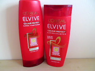 Review: L'Oreal Elvive Colour Protect