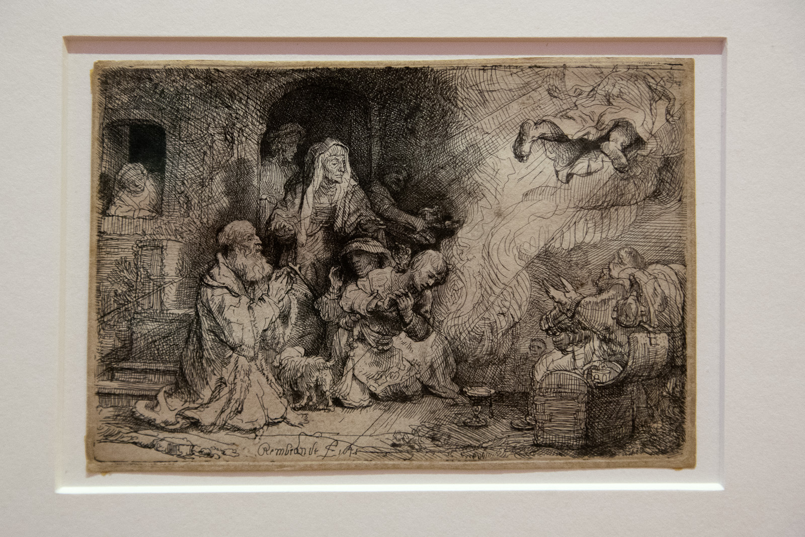 Rembrandt Exhibition Shell : Life in the age of rembrandtu d at the columbus museum of art from