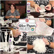 Wax Paper Projects