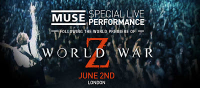 Muse plays for WWZ premiere