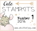 Number 1 Stamp Kit 2014