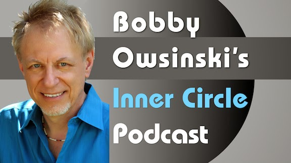 Bobby Owsinski's Inner Circle Podcast graphic