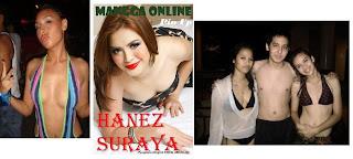 Wajah2 artis wanita Melayu separuh porno