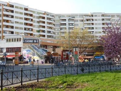 Kottbusser Tor, verschiedene orte, berlin