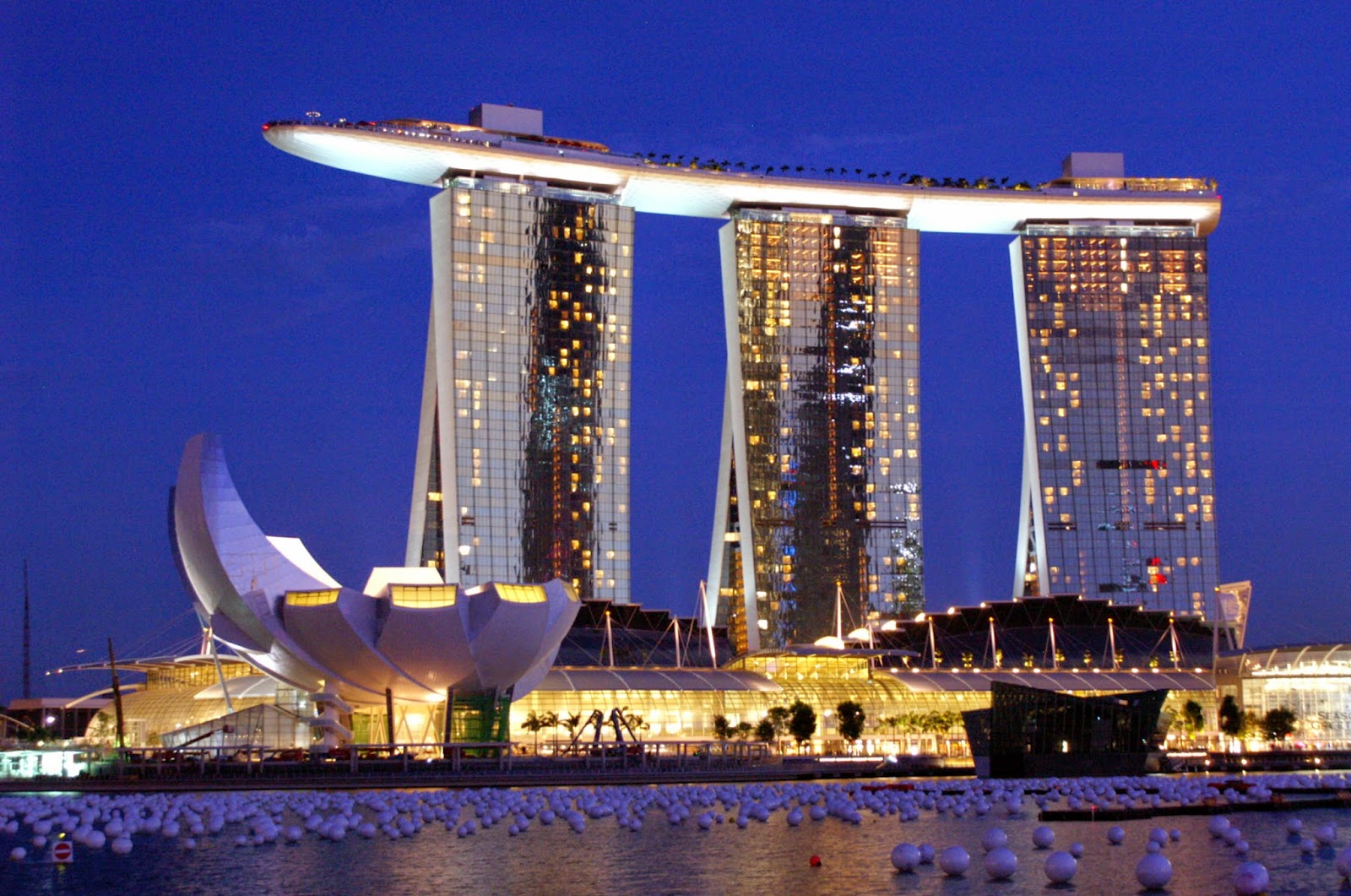 edificios singapur
