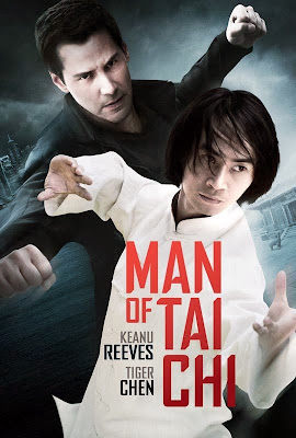 Poster Of Hollywood Film Man of Tai Chi (2013) In 300MB Compressed Size PC Movie Free Download At World4ufree.Org