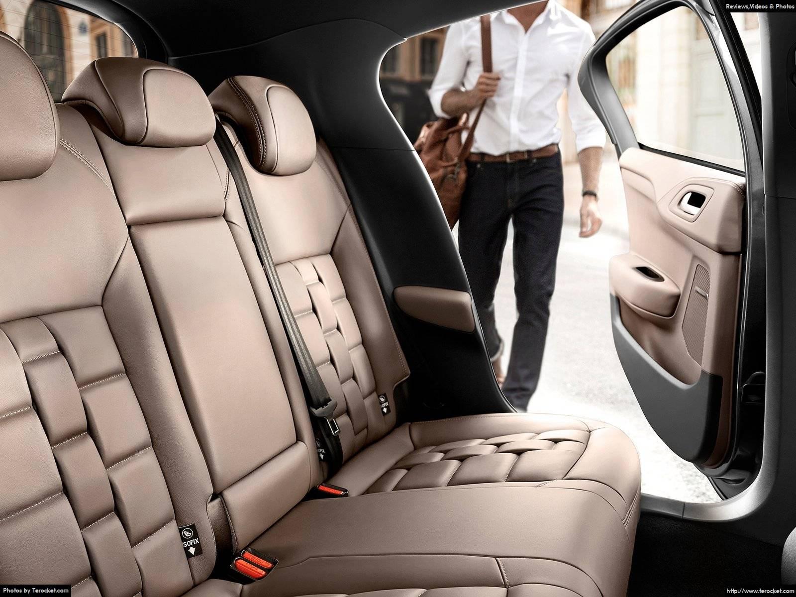 Hình ảnh xe ô tô Citroen DS4 2016 & nội ngoại thất