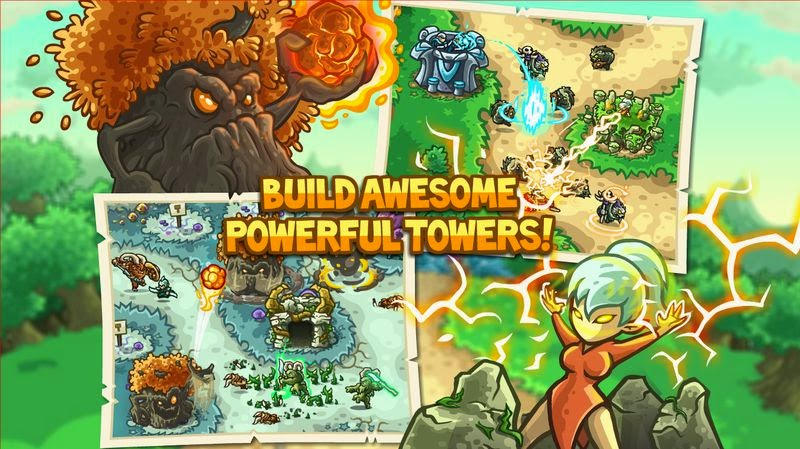 Kingdom Rush Origins Apk Obb Android