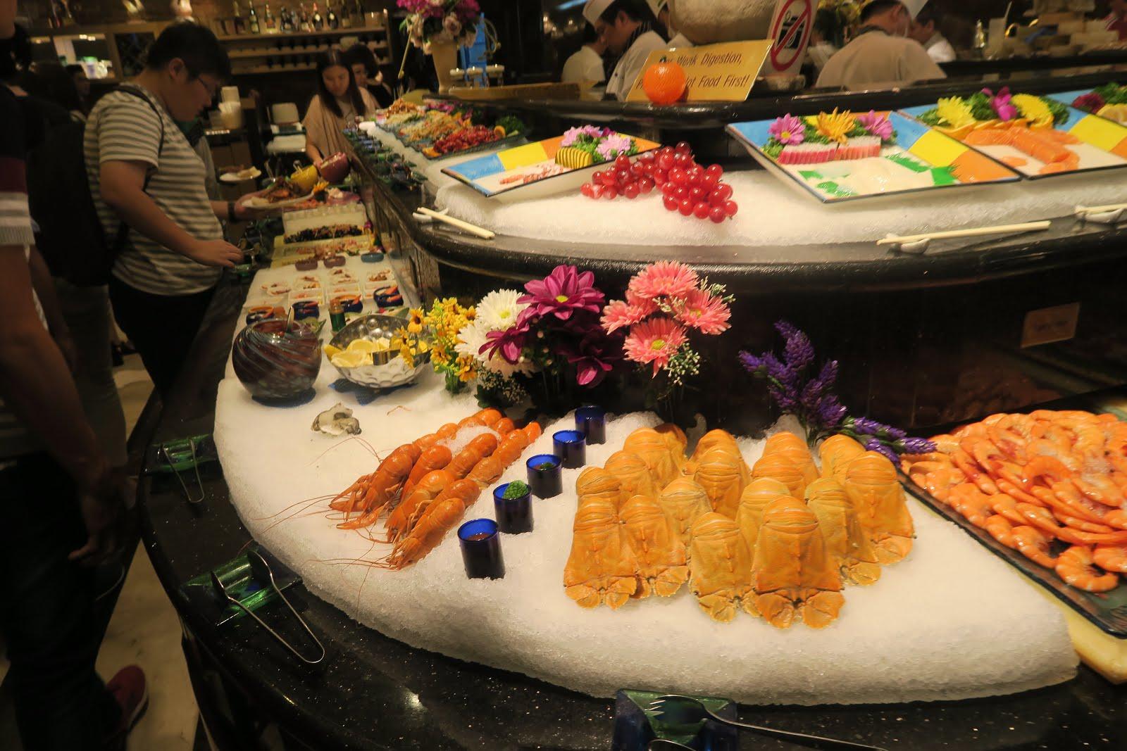 vienna international seafood teppanyaki restaurant buffet 2017 rh pixeltreats blogspot com seafood lunch buffet bangkok seafood lunch buffet dubai