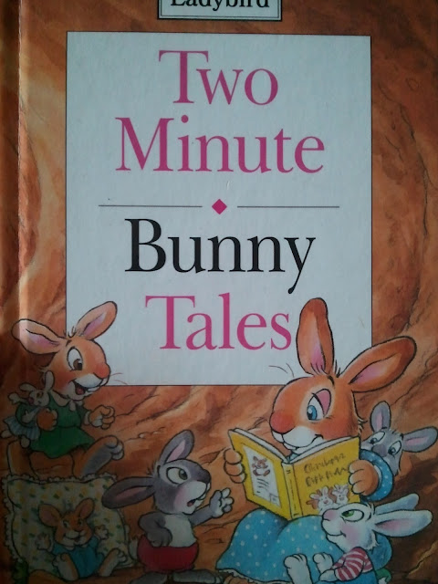 two minute bunny tales