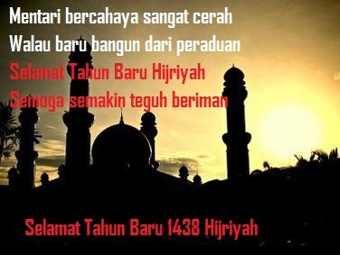 1 MUHARAM 1438 H