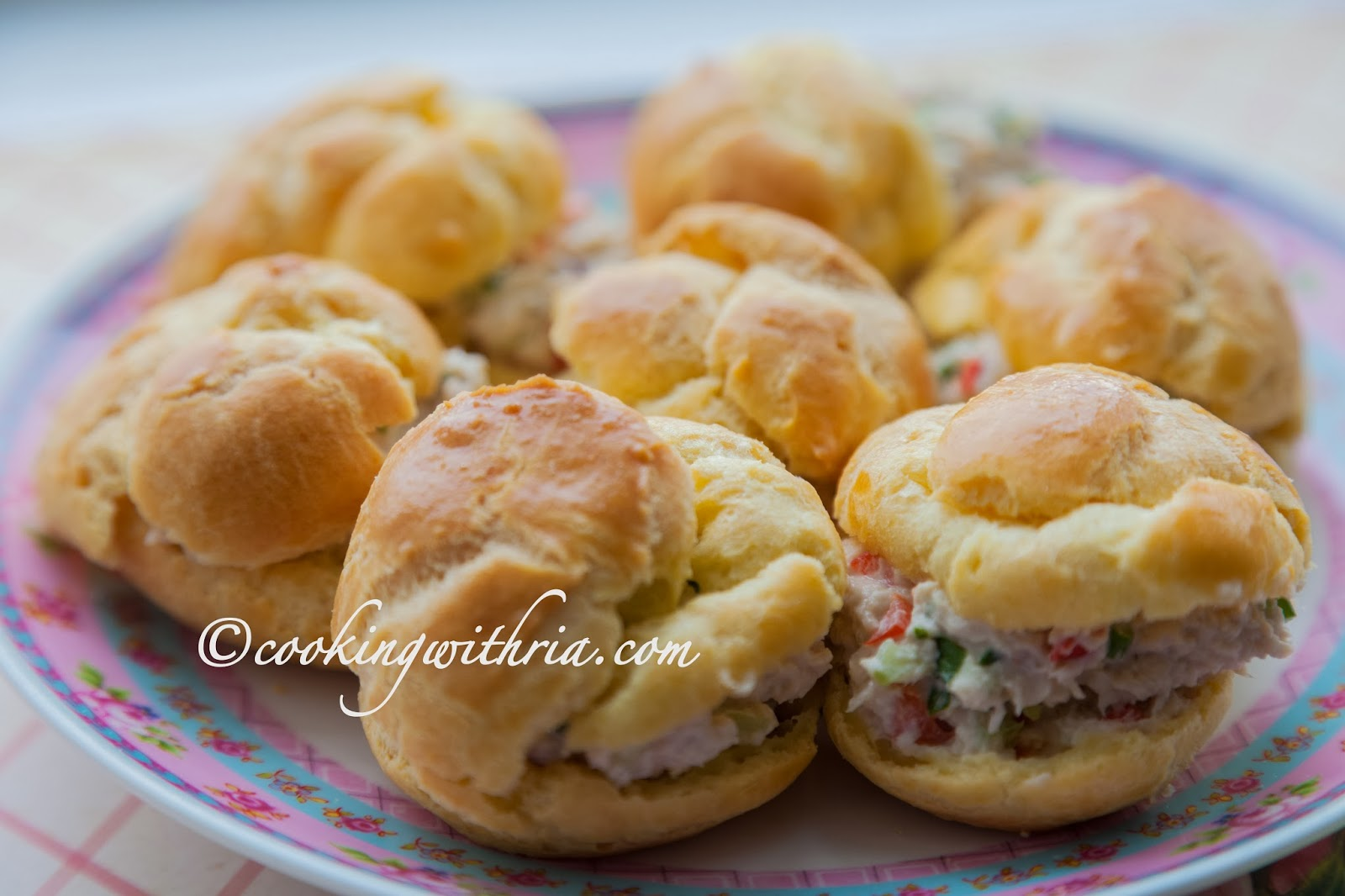 Savoury Fillings For Choux Pastry