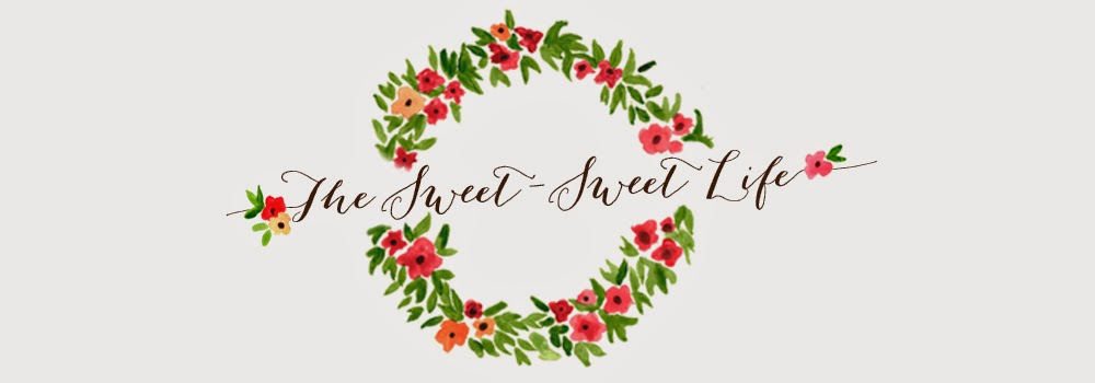 The Sweet-Sweet Life