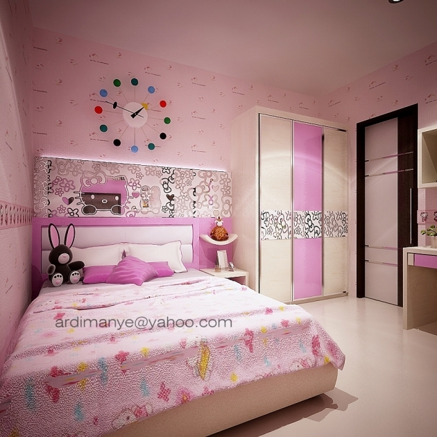 kamar tidur cewek