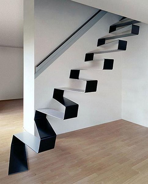 Decoracion Actual de moda Escaleras modernas