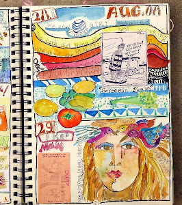 Sketchbook Journal Workshop