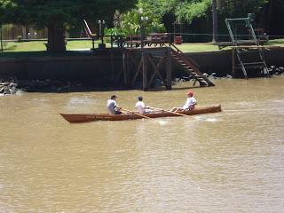 Deporte y forma de transportarse más ecológica del delta.
