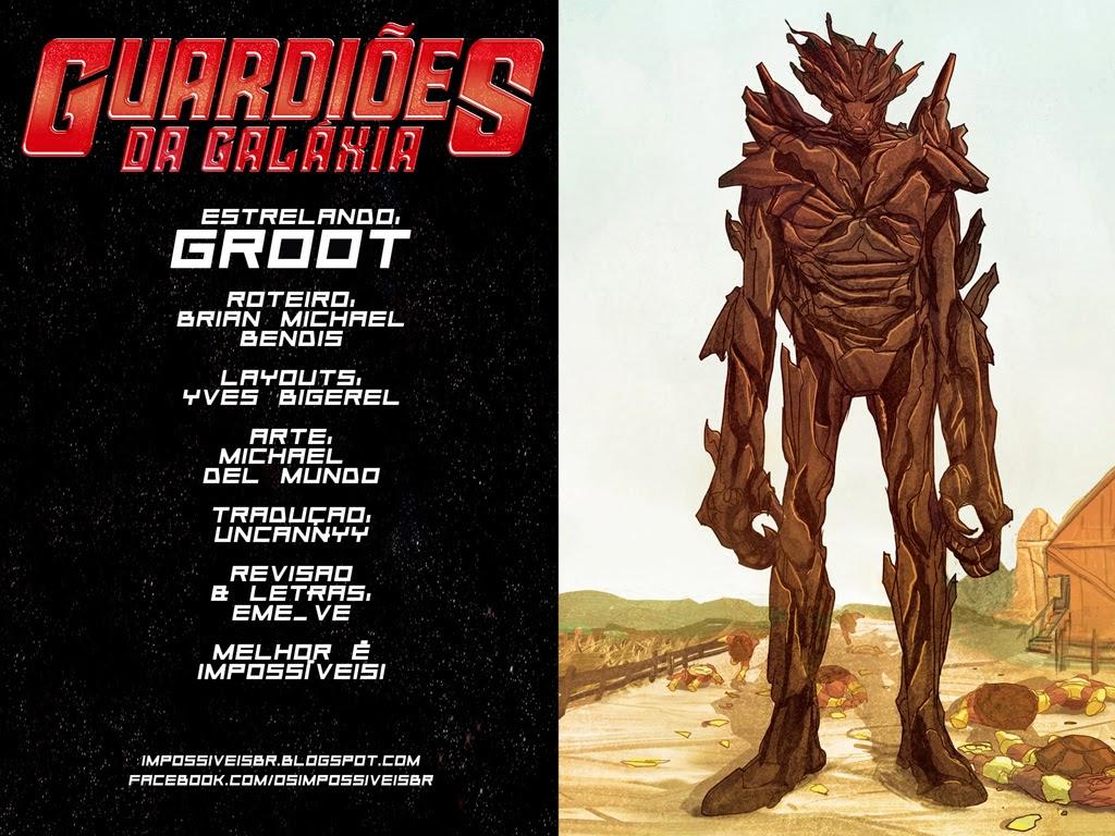 Guardiões da Galáxia - Groot #4