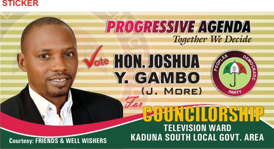 FOR COUNCILORSHIP