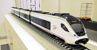 Talgo ya tiene tren de Metro y Cercanías