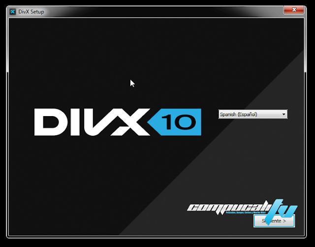 DivX Plus 10 Español Reproductor de Películas