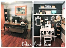 My Office/Craft Nook!